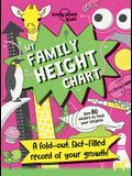 My Family Height Chart 1
