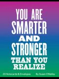 You Are Smarter & Stronger Tha