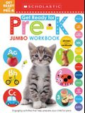 Get Ready for Pre-K Jumbo Workbook: Scholastic Early Learners (Jumbo Workbook)