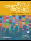 Human Genetics and Genomics with Access Code