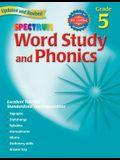 Word Study and Phonics, Grade 5