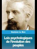 Lois psychologiques de l'évolution des peuples