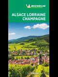 Michelin Green Guide Alsace Lorraine Champagne: (travel Guide)