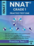 Nnat Grade 1 - Nnat3 - Level B: Nnat Practice Test 1: Nnat 3 - Grade 1 - Test Prep Book for the Naglieri Nonverbal Ability Test
