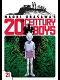 Naoki Urasawa's 20th Century Boys, Volume 21
