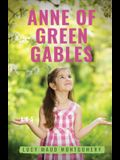 Anne of Green Gables: A 1908 novel by Canadian author Lucy Maud Montgomery recounting the adventures of Anne Shirley, an 11-year-old orphan