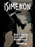 Maigret and the Good People of Montparnasse