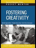Fostering Creativity: Expert Solutions to Everyday Challenges