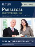Paralegal Exam Study Guide 2021-2022: Comprehensive Review with Practice Test Questions for the Paralegal Advanced Competency Exam (Pace)