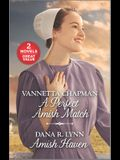 A Perfect Amish Match and Amish Haven: A 2-In-1 Collection