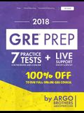 GRE by Argoprep: GRE Prep 2018 + 14 Days Online Comprehensive Prep Included + Videos + Practice Tests GRE Book 2018-2019 GRE Prep by Ar