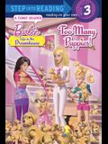 Too Many Puppies! (Barbie: Life in the Dream House) (Step into Reading)