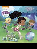 The Great Egg Race! (Nella the Princess Knight) (Pictureback(R))