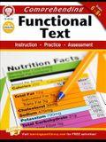 Comprehending Functional Text, Grades 6-8: Instruction, Practice, Assessment