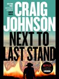 Next to Last Stand: A Longmire Mystery