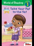 Doc McStuffins Take Your Pet to the Vet