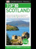 Top 10 Scotland (Dk Eyewitness Top 10 Travel Guides. Scotland)