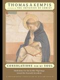 Consolations for My Soul: Meditations for the Earthly Pilgrimage Toward the Heavenly Jerusalem