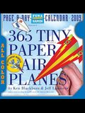 365 Tiny Paper Airplanes Page-A-Day Calendar