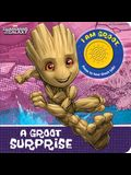 Marvel Guardians of the Galaxy: A Groot Surprise