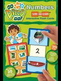 Go Diego Go Flash Cards-Numbers