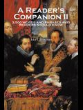 A Reader's Companion II: 3,500 Words and Phrases Avid Readers Should Know