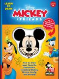 Learn to Draw Disney Mickey & Friends: How to Draw Your Favorite Characters, Including Mickey, Minnie, Goofy, and Donald!