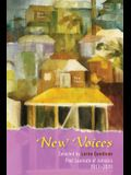 New Voices: Selected by Lorna Goodison, Poet Laureate of Jamaica, 2017-2020
