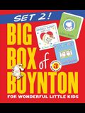 Big Box of Boynton, Set 2!: For Small and Fabulous Kids