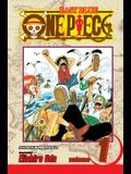 One Piece, Vol. 1, Volume 1: Romance Dawn