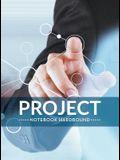 Project Notebook Hardbound