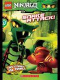 Snake Attack! (LEGO Ninjago: Chapter Book)
