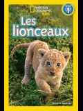 National Geographic Kids: Les Lionceaux (Niveau 1)