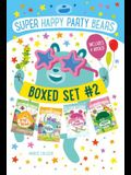 Super Happy Party Bears Boxed Set #2: Bat to the Bone, the Jitterbug, Tiny Prancer, Cruising for a Snoozing