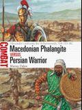 Macedonian Phalangite Vs Persian Warrior: Alexander Confronts the Achaemenids, 334-331 BC