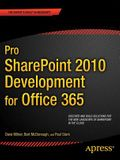 Pro Sharepoint 2010 Development for Office 365