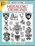 Ready-To-Use Heraldic Designs