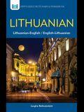 Lithuanian-English/English-Lithuanian Dictionary & Phrasebook