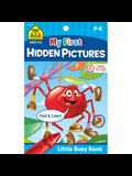 My First Hidden Pictures Little Busy Book