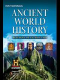 Ancient World History: Patterns of Interaction: Student Edition 2012