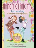 Fancy Nancy: Nancy Clancy's Astounding Chapter Book Quartet: Books 5-8
