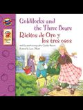 Goldilocks and the Three Bears, Grades PK - 3: Ricitos de Oro y los tres osos (Keepsake Stories)