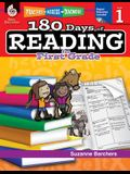 180 Days of Reading for First Grade (Grade 1): Practice, Assess, Diagnose [With CDROM]