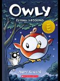 Flying Lessons (Owly #3), 3