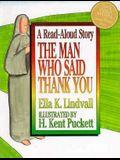 The Man Who Said Thank You