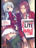 Classroom of the Elite (Light Novel) Vol. 7