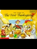 The Story of the First Thanksgiving: Drawing America