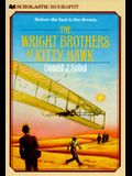 The Wright Brothers at Kitty Hawk
