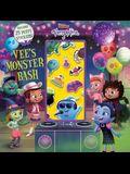 Vampirina Vee's Monster Bash [With Puffy Stickers]