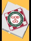 God to Go: Delivering a Portable Celebration of Faith, Inspiration, and Grace